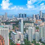 シンガポールでマリーナベイ・サンズを見ながら朝活!フラトンベイホテル