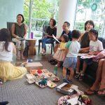 シンガポール 子育て講座 【視点7:遊びを通して子どもの創造力を養う】